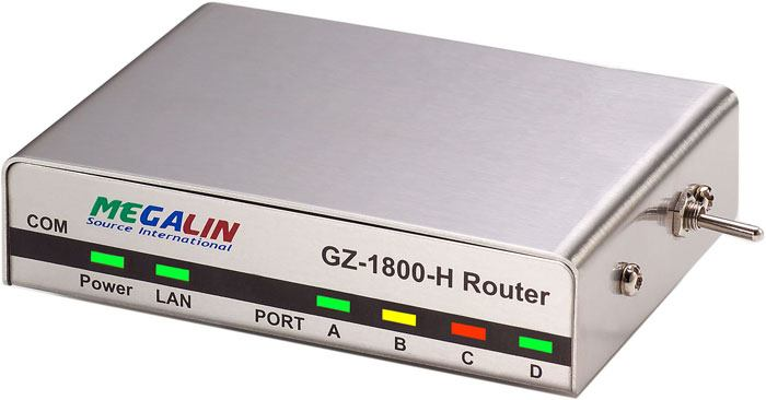 Network Router for CM1800GZ