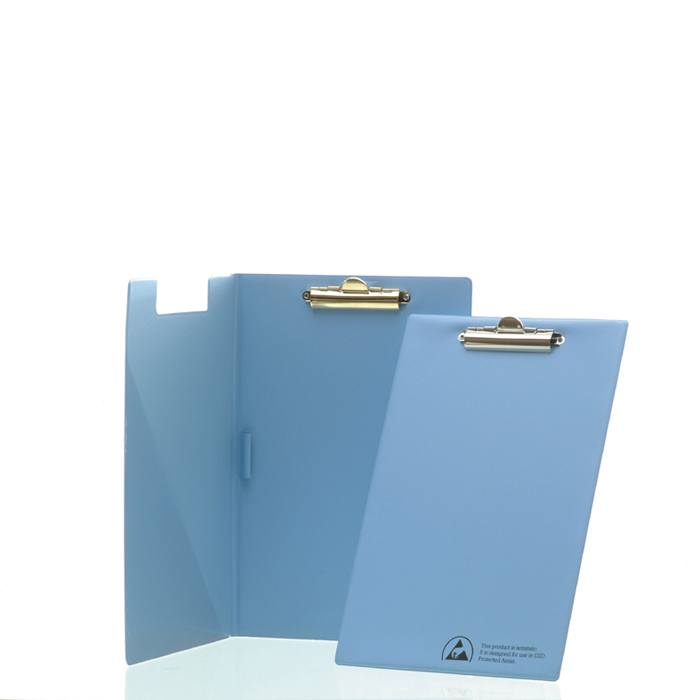 ELECTROSTATIC DISSIPATIVE CLIPBOARDS
