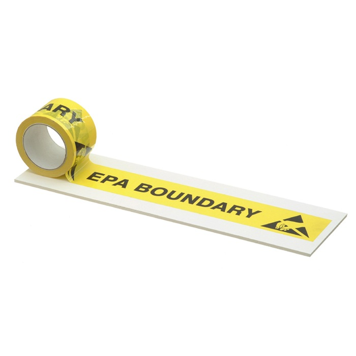 EPA BOUNDARY FLOOR MARKING TAPE