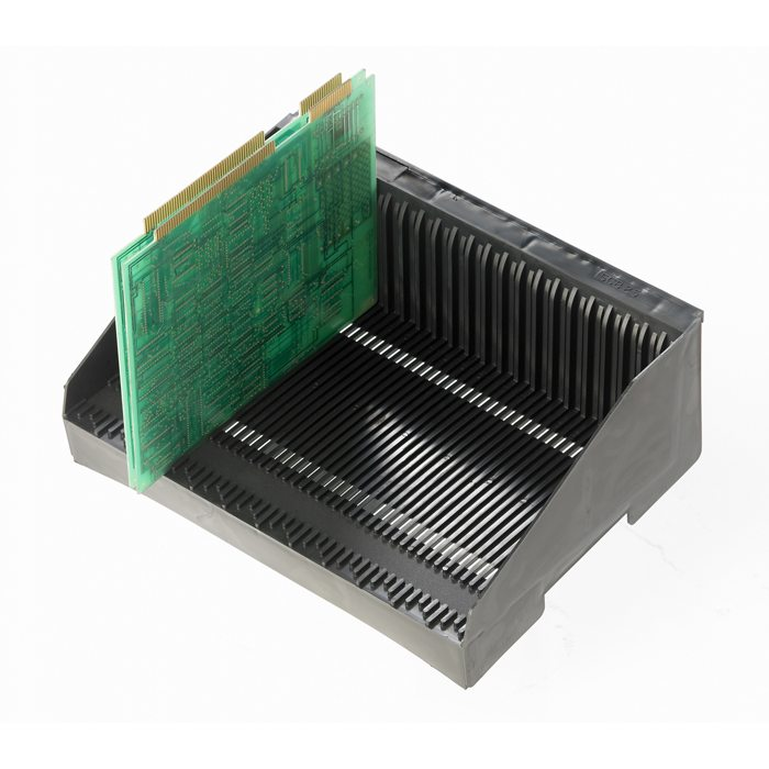 ELECTROSTATIC CONDUCTIVE PCB RACKS