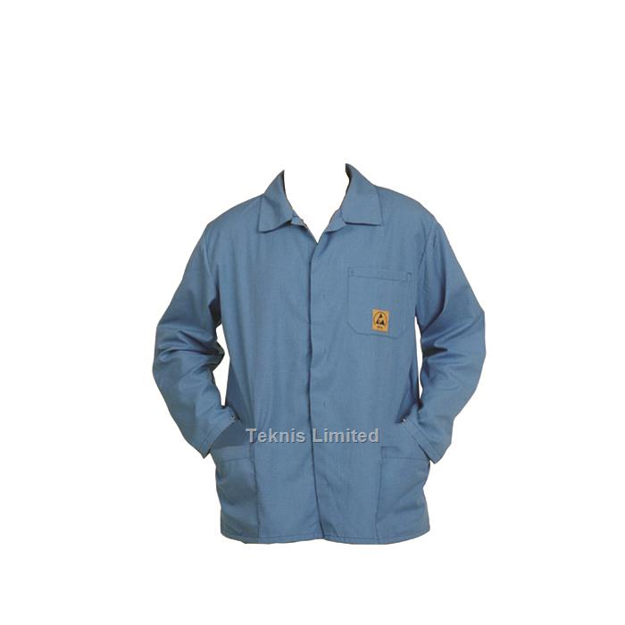 ELECTROSTATIC DISSIPATIVE JACKETS
